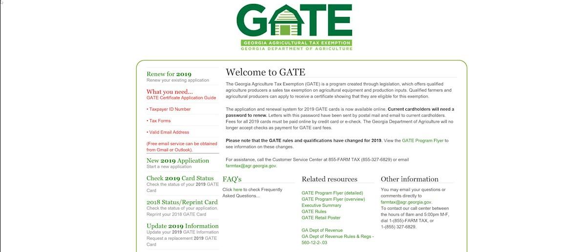 2018-12-05 09_14_42-GATE - Georgia Agriculture Tax Exemption - Internet Explorer