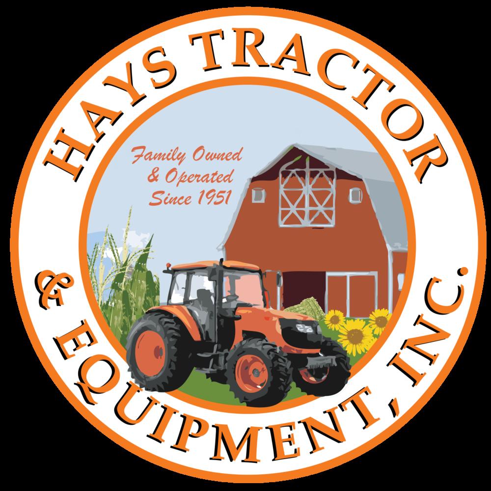 Hays Tractor logo color smaller size