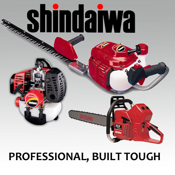 shindaiwa spring cleaning